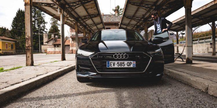 Audi A7 Sportback - Valganna