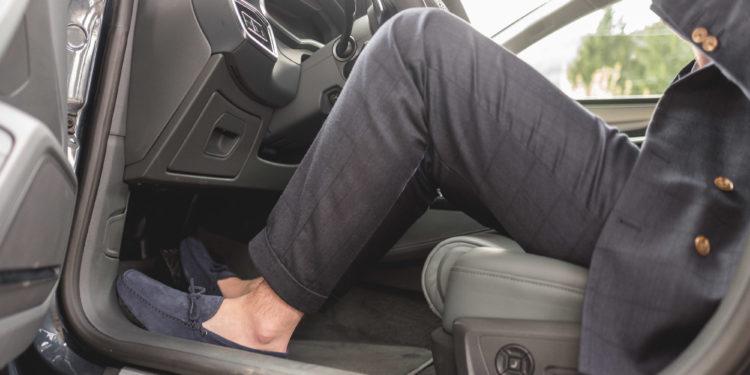 Audi A7 Sportback - Mocassins de conduite Tod's