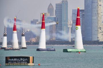 Red Bull Air Race - Abu Dhabi