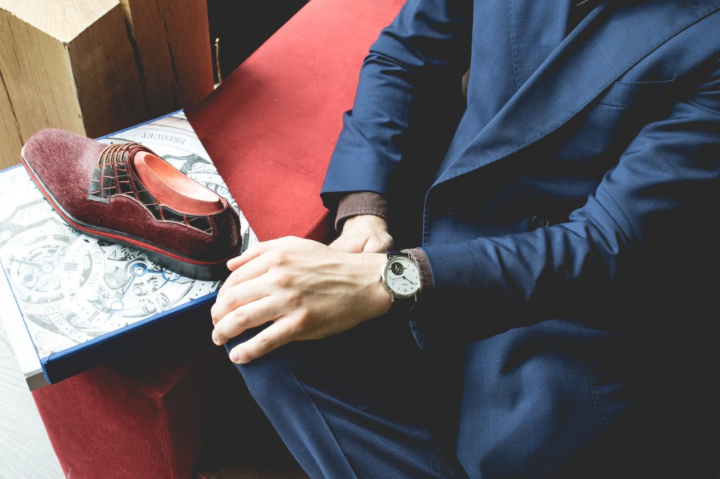 Breguet Classique Tourbillon Extra Plat 5367 - Lifestyle