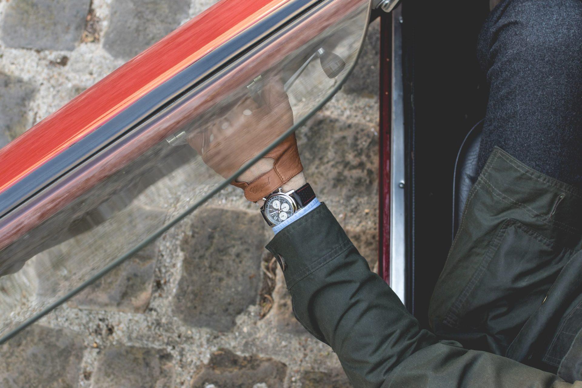 Chopard Mille Miglia 2018 Race Edition - Fiat 750 Abarth