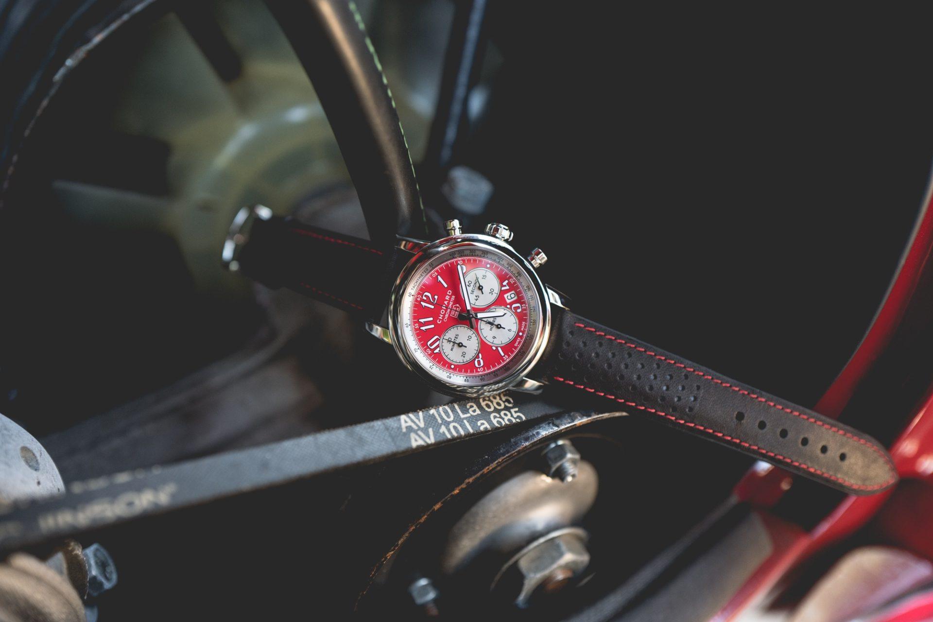 Chopard Mille Miglia 2018 Racing Colours - Rosso Corsa