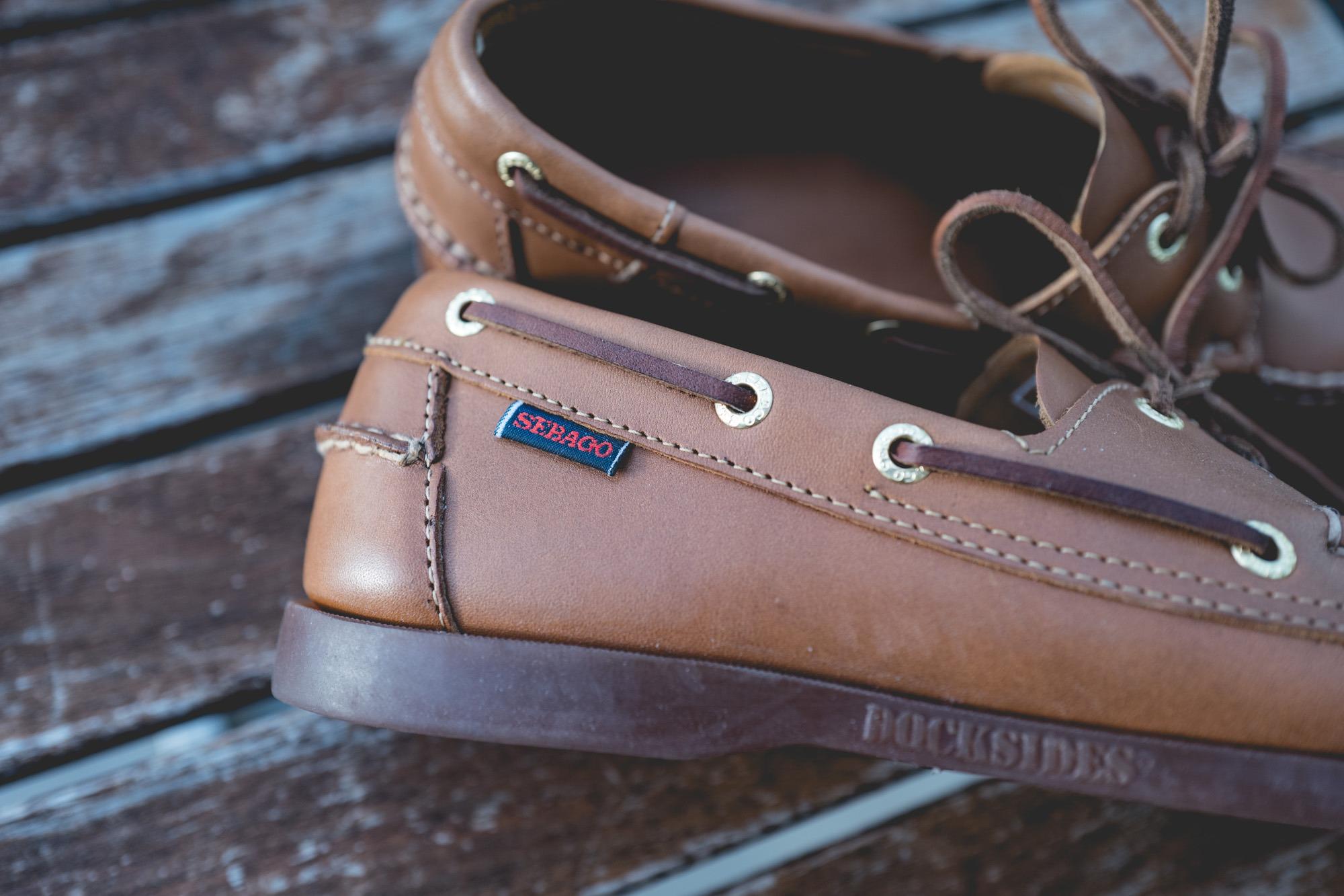 SEBAGO DOCKSIDES - Chaussures bateau