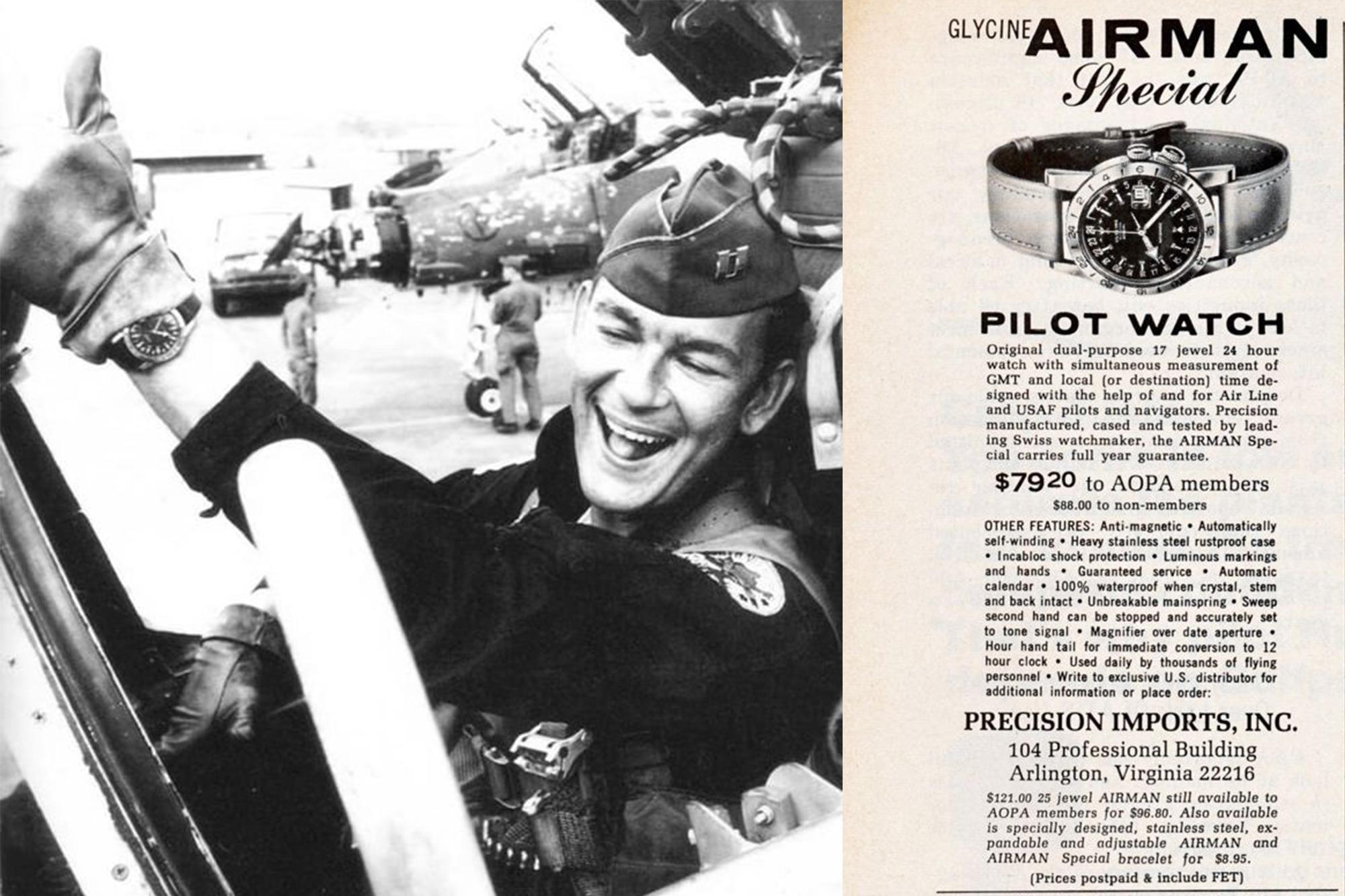 Glycine Airman - US Air Force - Vietnam
