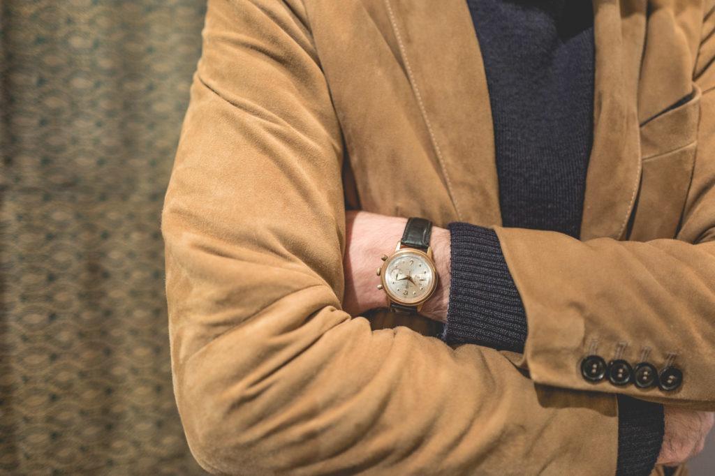 Vente Tajan Georg Fischer Pryngeps chronograph - Look