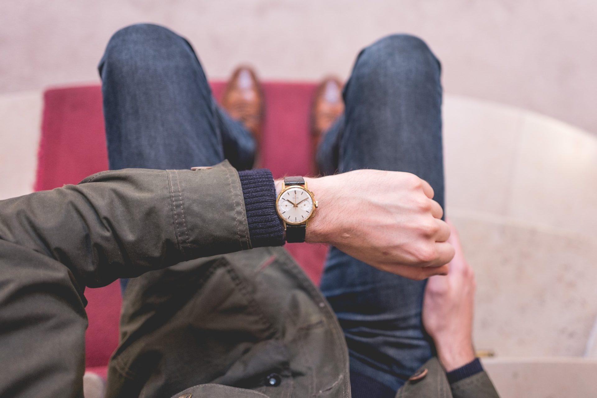 Vente Tajan Georg Fischer Zenith Chronograph - Style