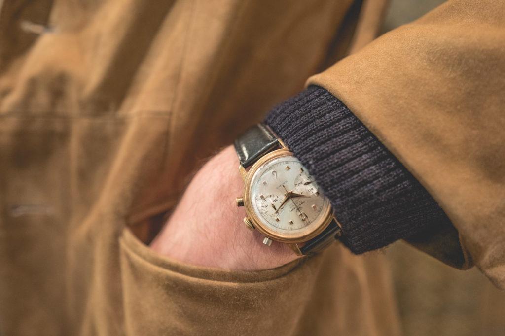 Vente Tajan Georg Fischer Pryngeps chronograph - Style