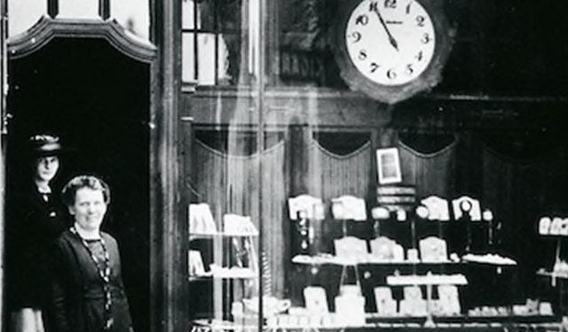 Première boutique Bucherer à Lucerne