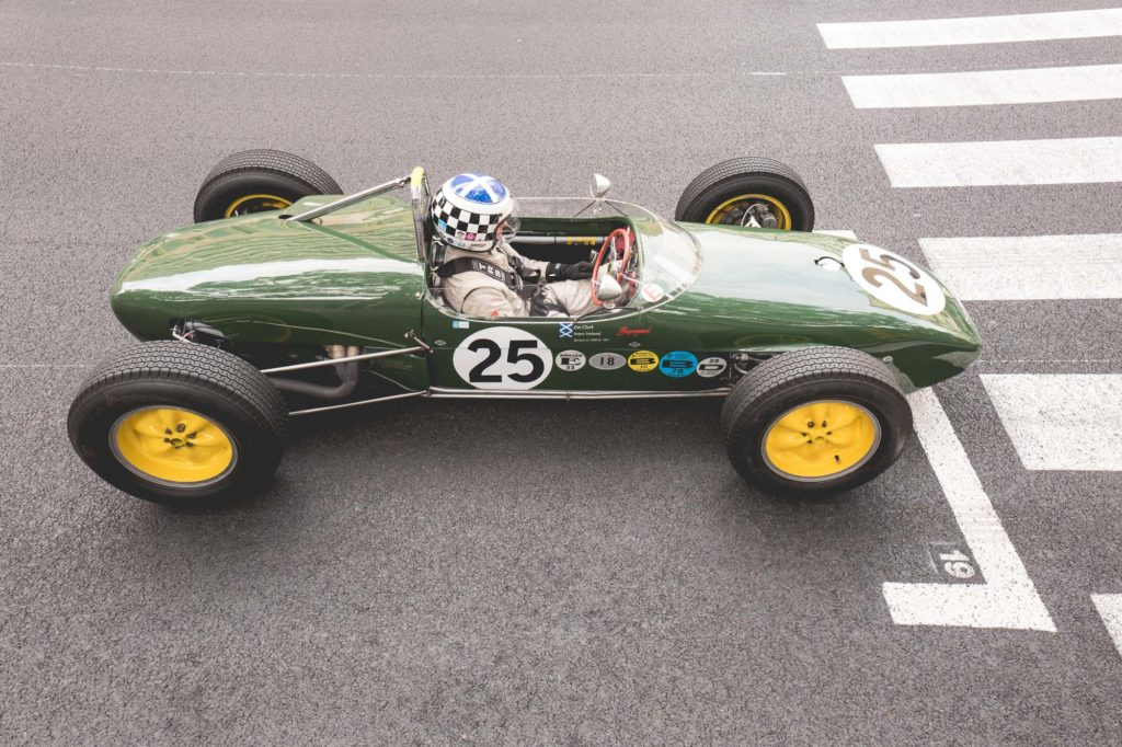 Grand Prix de Monaco Historique - Lotus 18