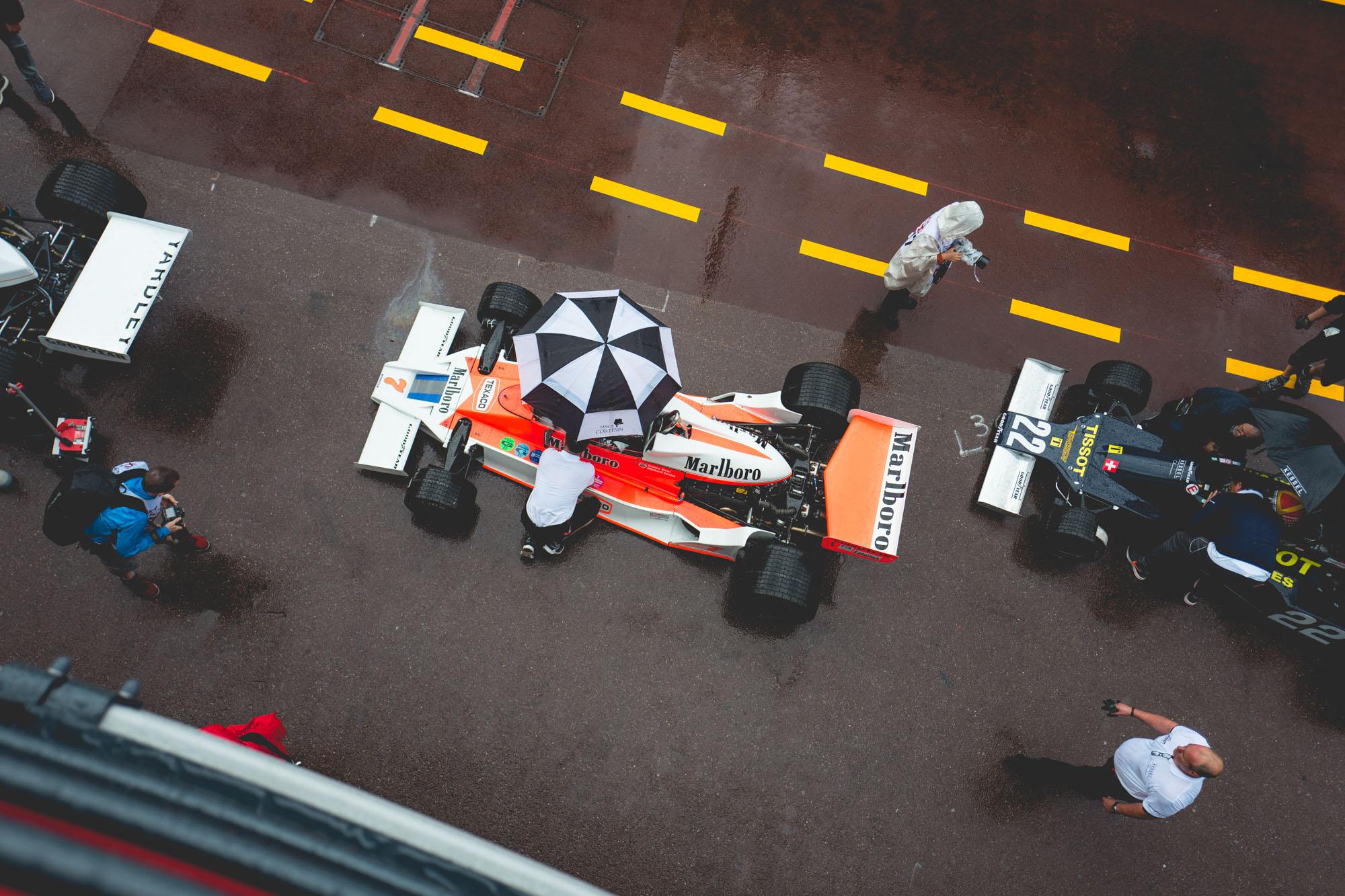 Grand Prix de Monaco Historique - McLaren M26