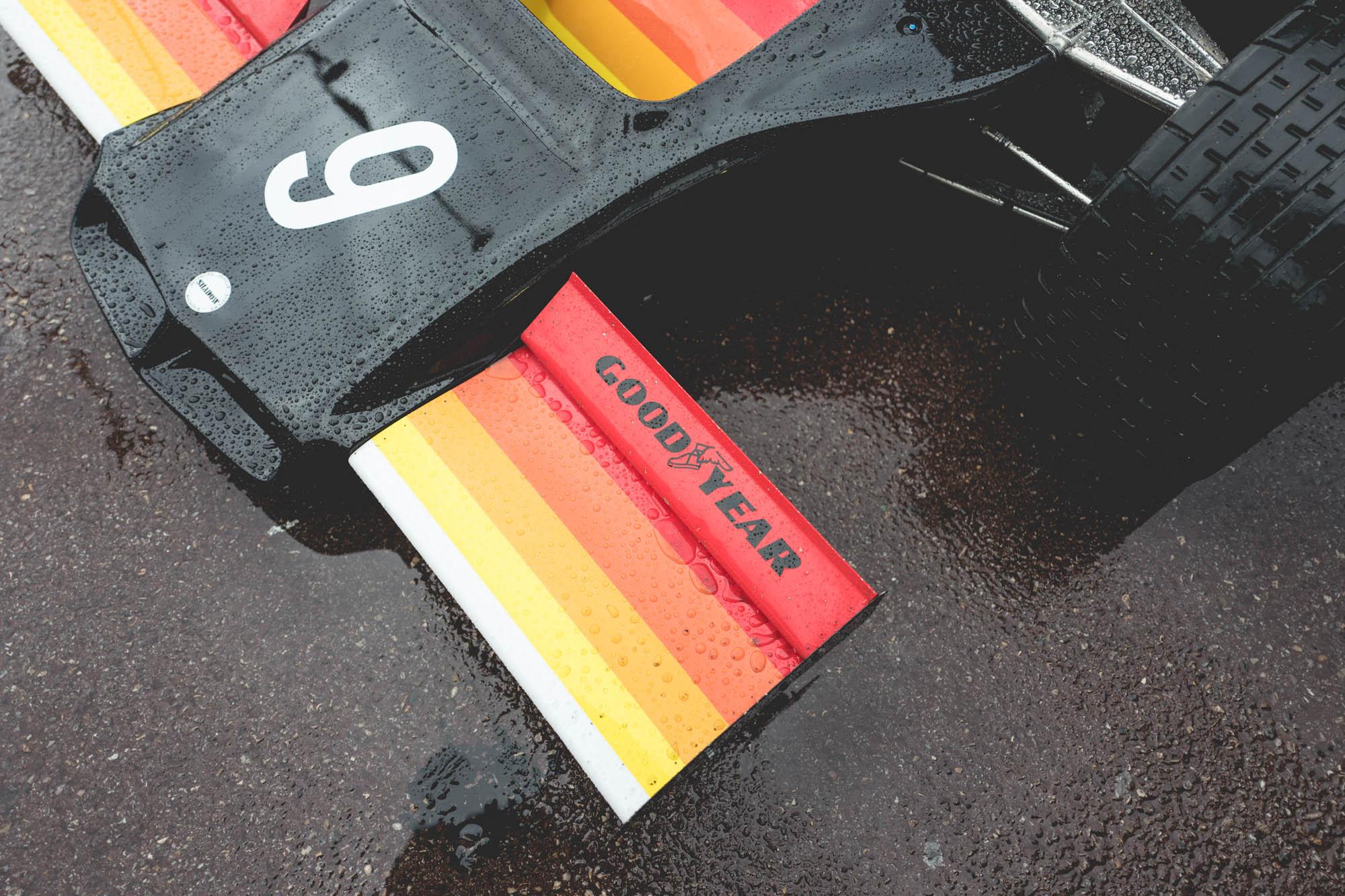 Grand Prix de Monaco Historique - Aileron avant