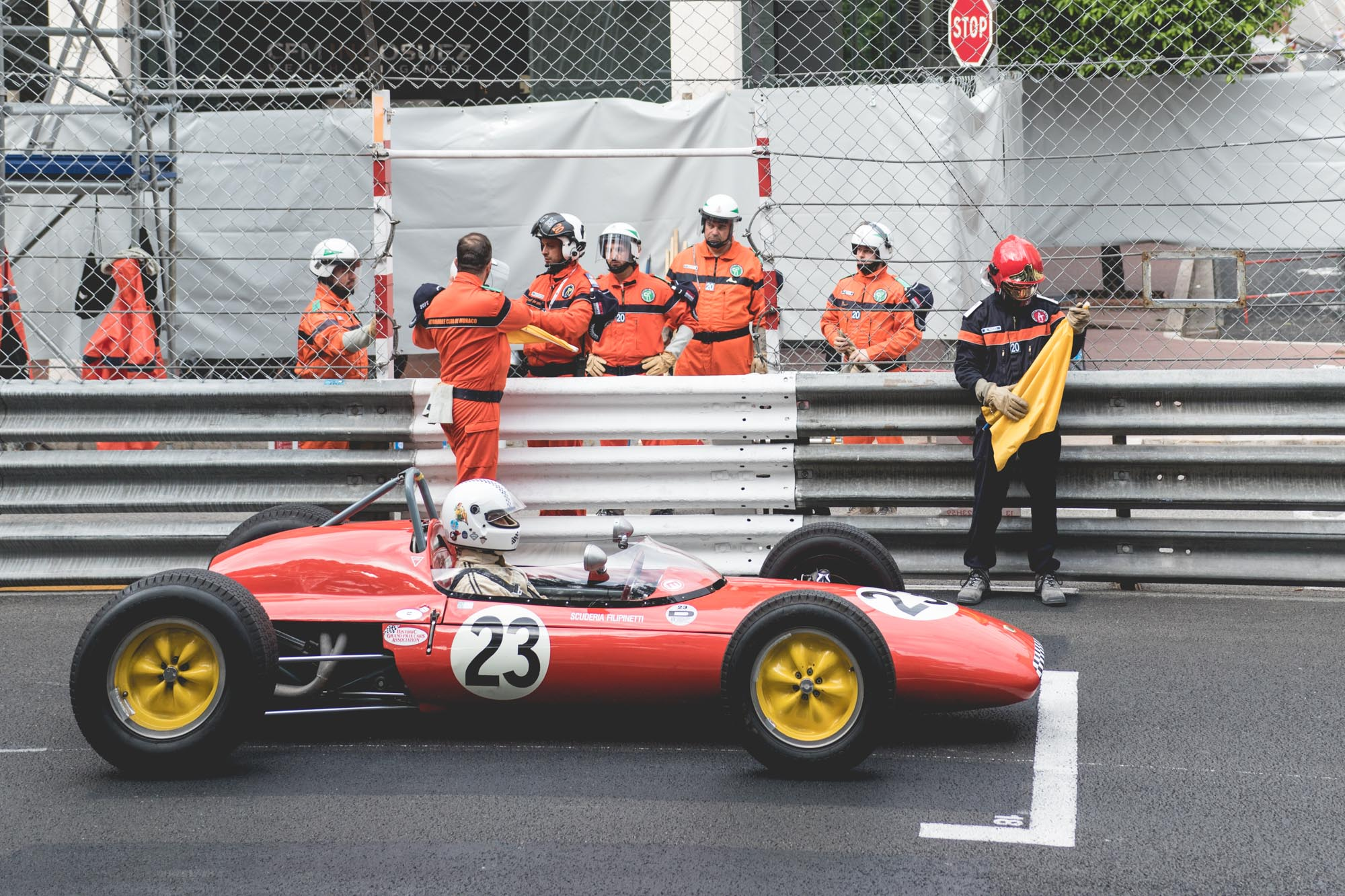 Grand Prix de Monaco Historique - Lotus 21