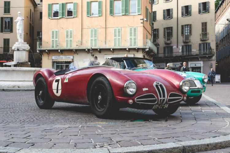 Mille Miglia - Alfa Romeo C52