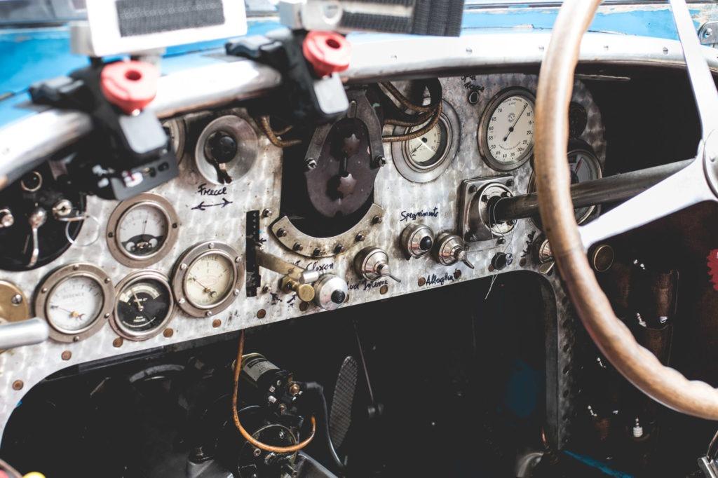 Mille Miglia - Bugatti Type 35
