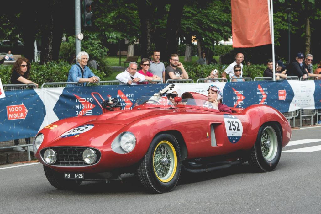 Mille Miglia - Ferrari