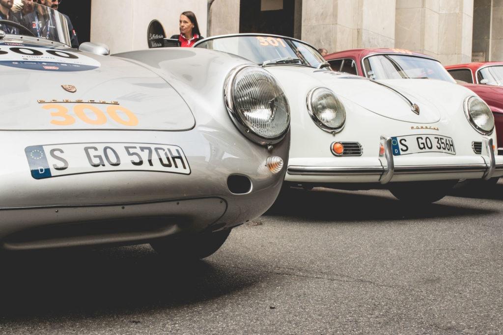 Mille Miglia - Porsche Team Chopard