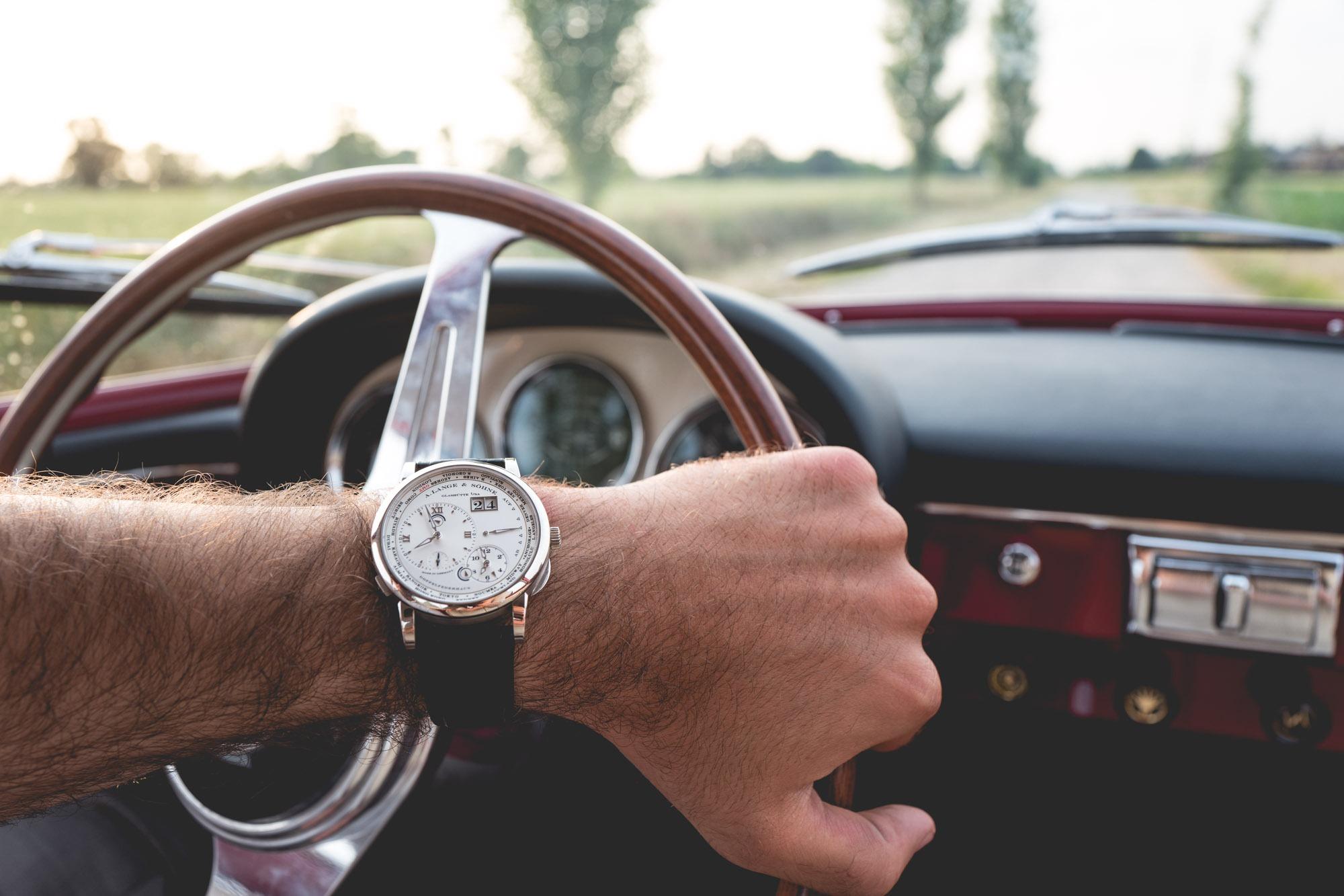 A. Lange & Sohne - Lange 1 Timezone - Concorso d'Eleganza Villa d'Este