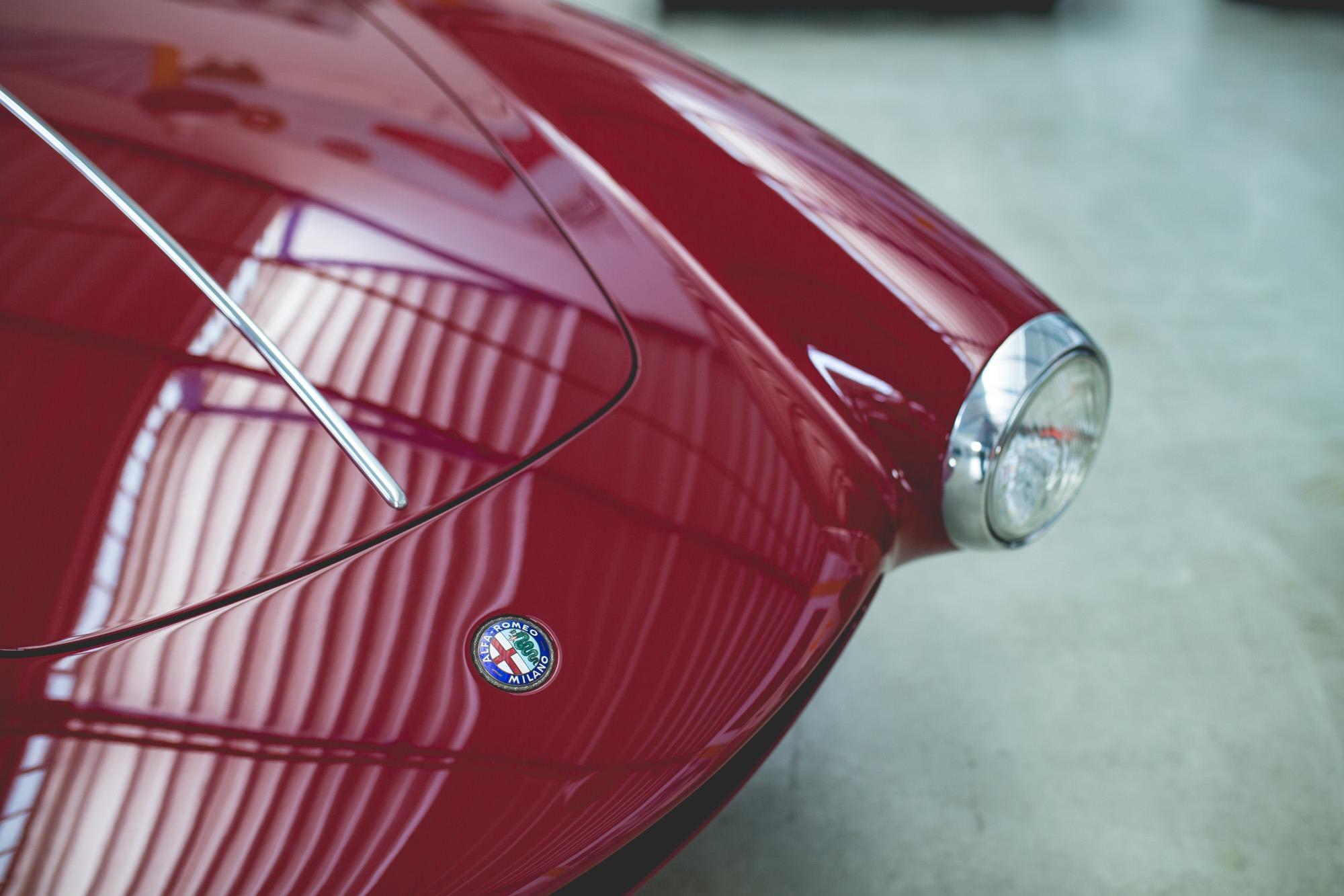 Concorso d'Eleganza Villa d'Este - Giulietta SS Prototipo - Lopresto Collection