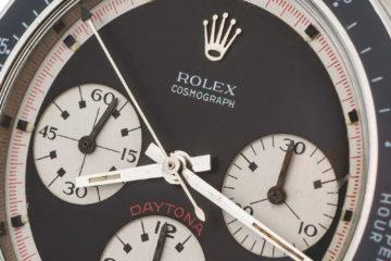 Antiquorum - Vente Anniversaire 55 ans Rolex Daytona et Porsche 911 - Lot 30