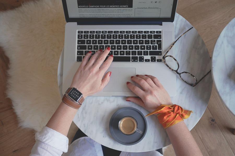 Apple Watch Hermès - Watch it Girl