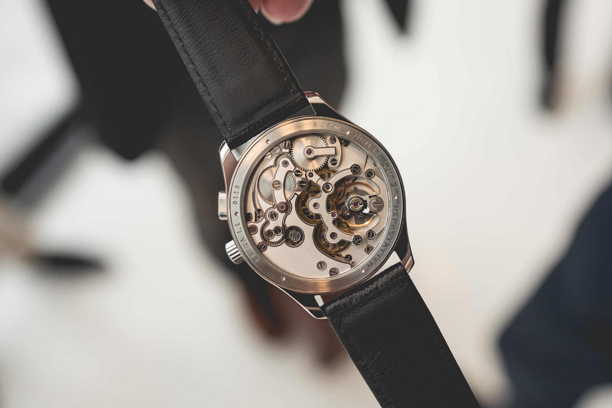 Leica Watch L1 - Lehmann Präzision movement