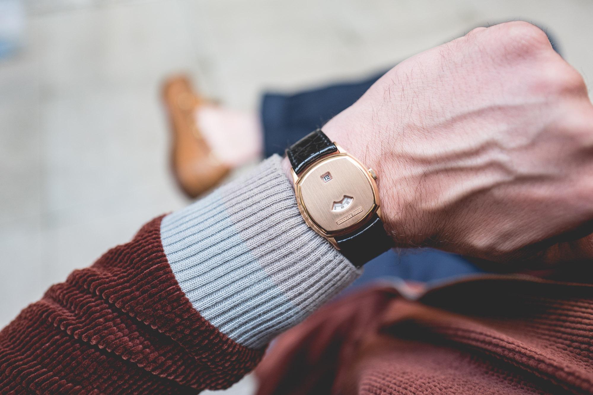 """Vente aux enchères """"montres"""" Tajan - Audemars Piguet Répétition Minute / Heures sautantes"""