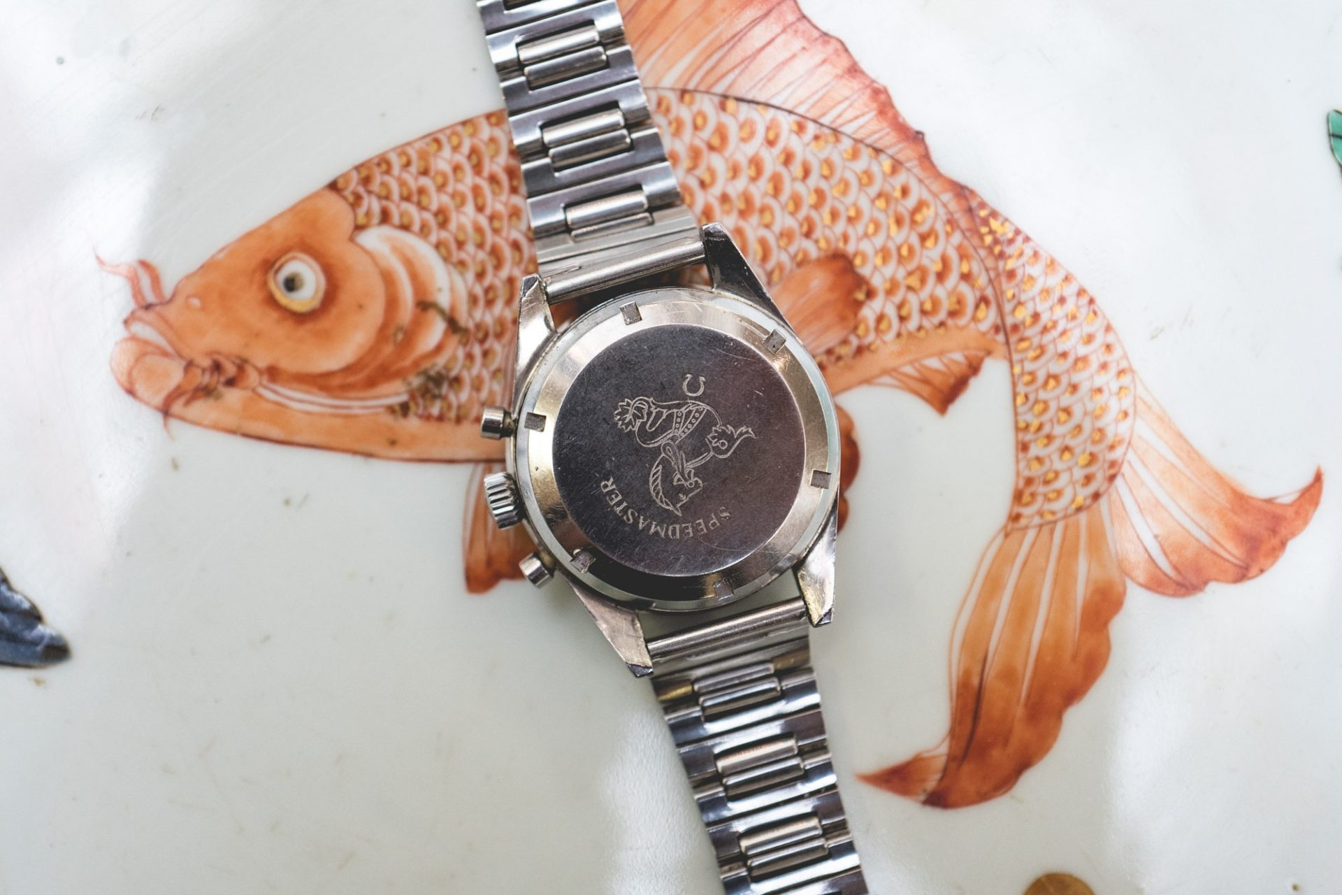 "Vente aux enchères ""montres"" Tajan - Omega Speedmaster 2998-3"