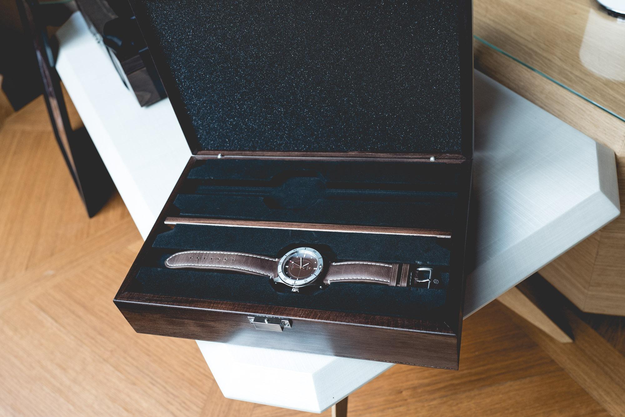 Hegid Watches - Boite