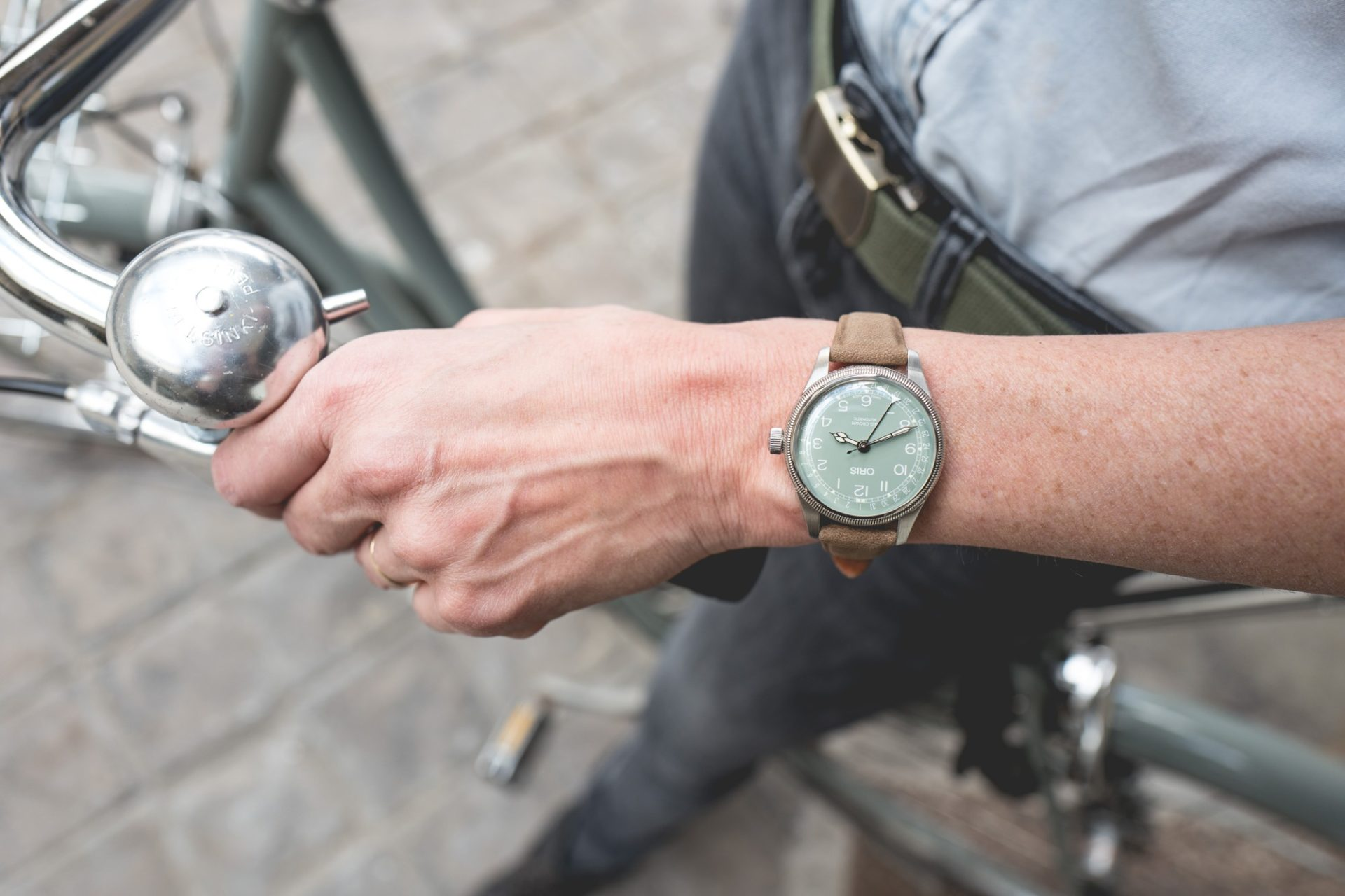 Oris Big Crown Pointer Date 36 mm 2018 - Wrist