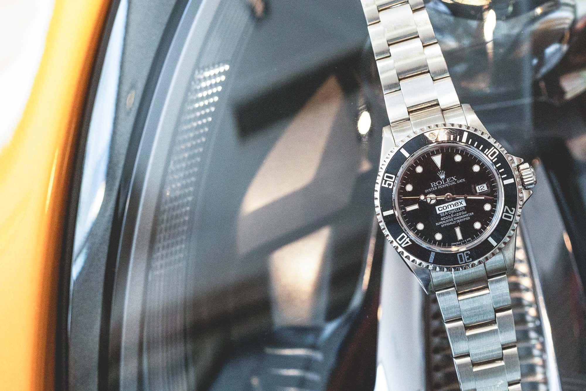 Rolex Sea-Dweller COMEX - Vente Antiquorum/ Monaco Legend Group du 17 juillet