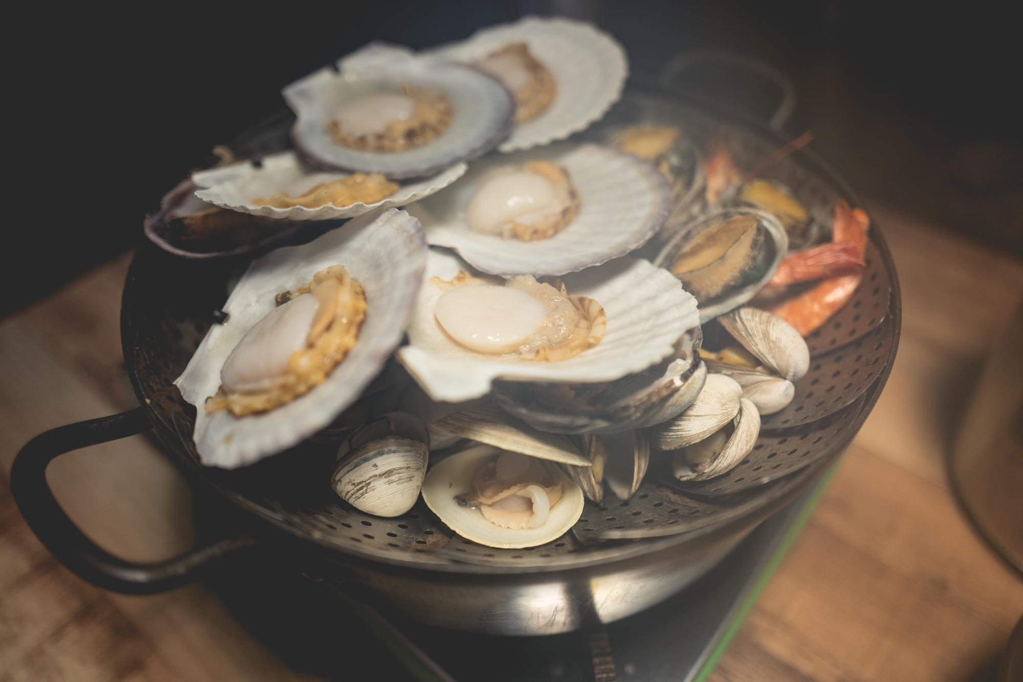 Seoul - Seafood