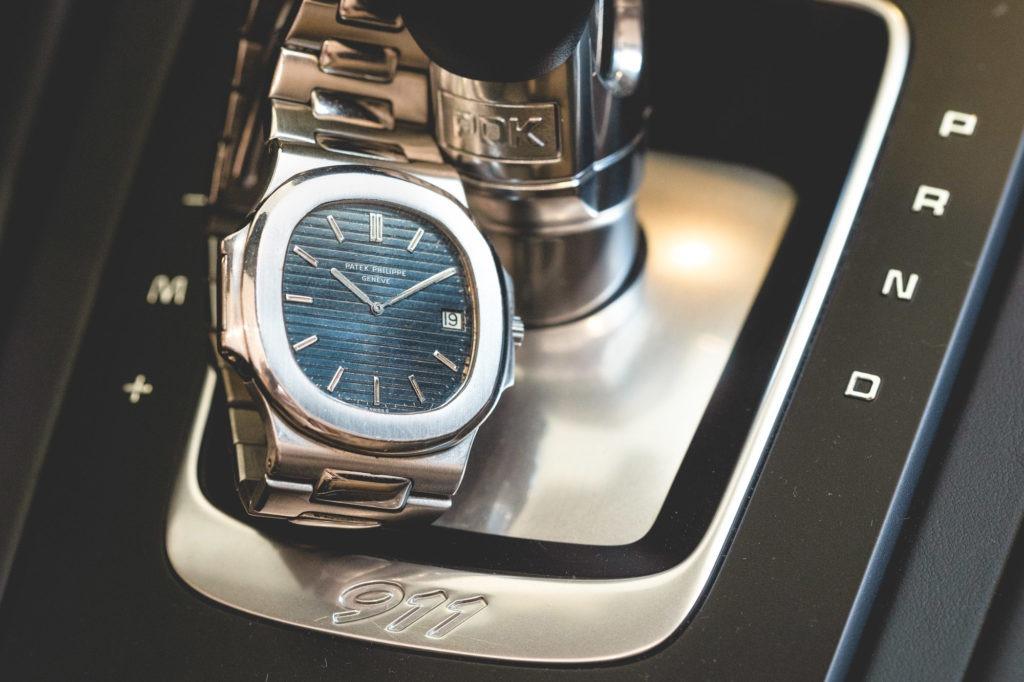 Vente Antiquorum Rare Watches - Patek Philippe Nautilus 3700/1