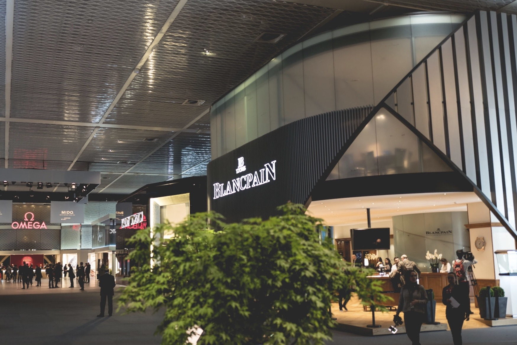 Le Swatch Group quitte Baselworld