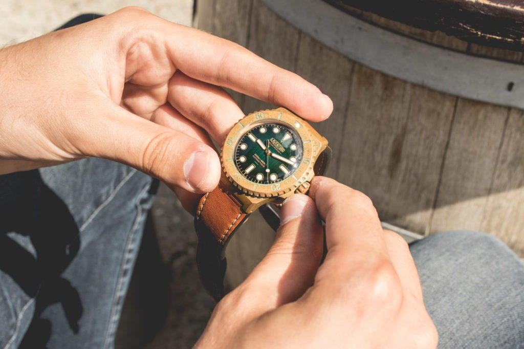 Laventure Watches - Sous-Marine - Bronze