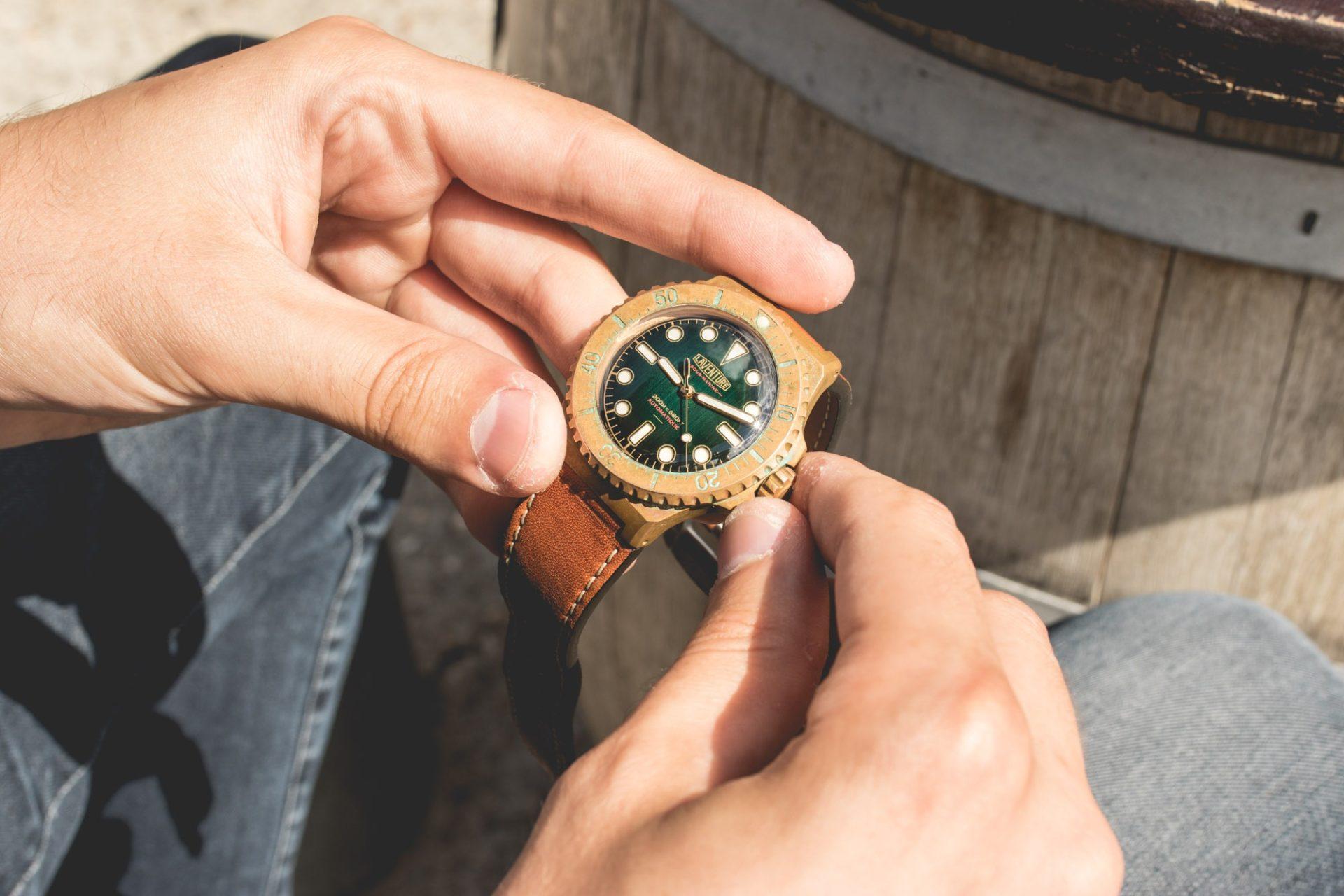 Laventure Watches - Sous-Marine - Bronze