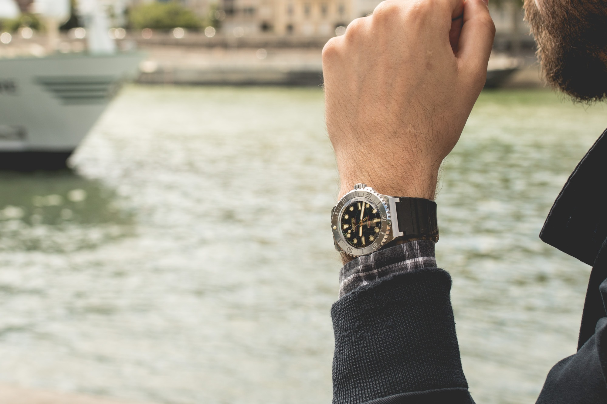 Laventure Watches - Sous-Marine - Style