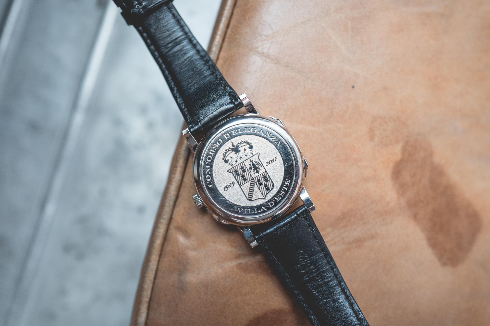 A. Lange & Söhne - Lange 1 Timezone Edition Concorso d'Eleganza