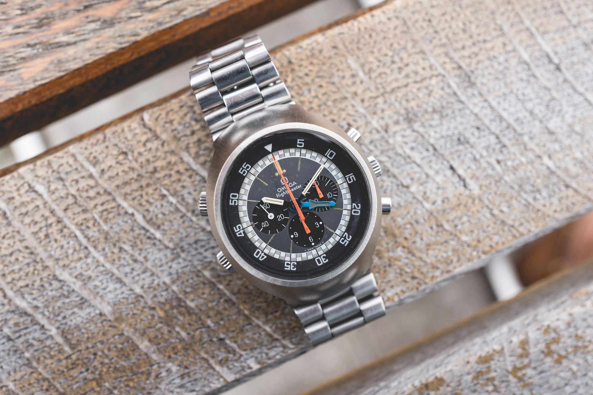 Omega Flightmaster ST 145.026