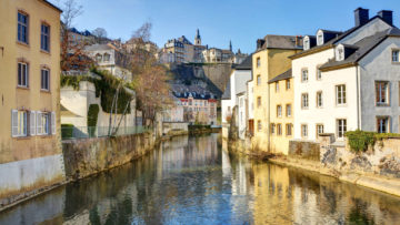 Luxembourg (Ville) - Source : Inspiring Luxembourg