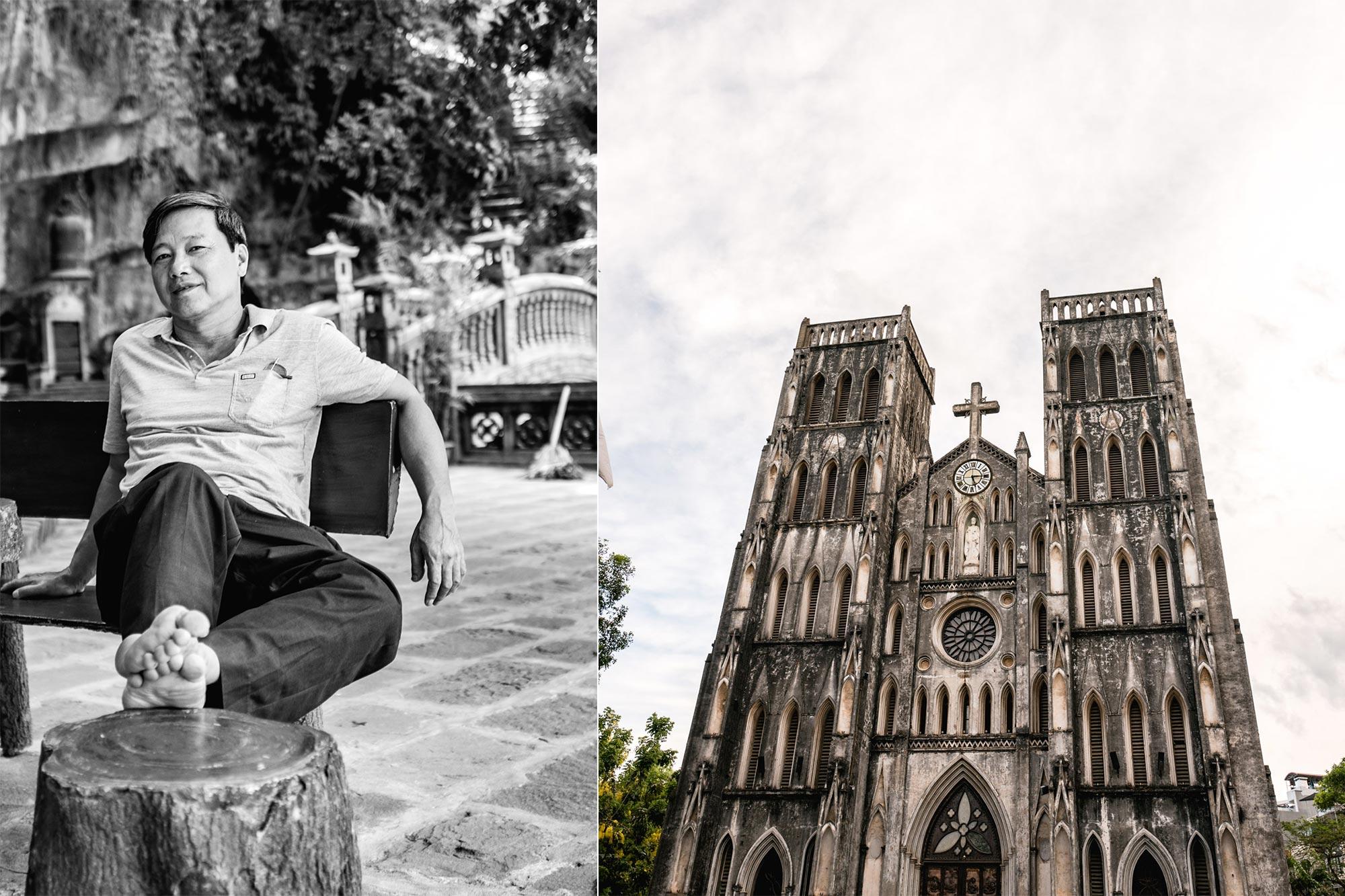 Hanoi, Vietnam - Cathédrale