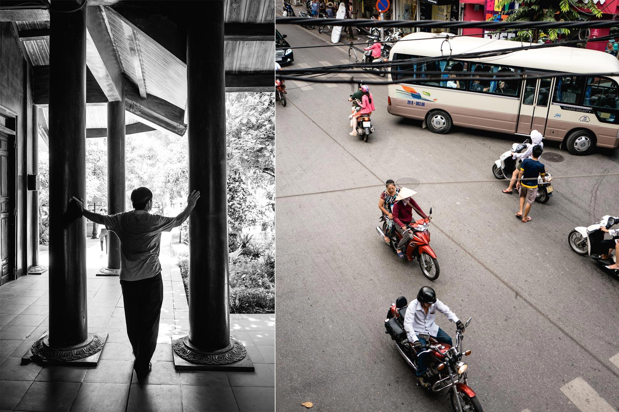 Hanoi, Vietnam - Traffic