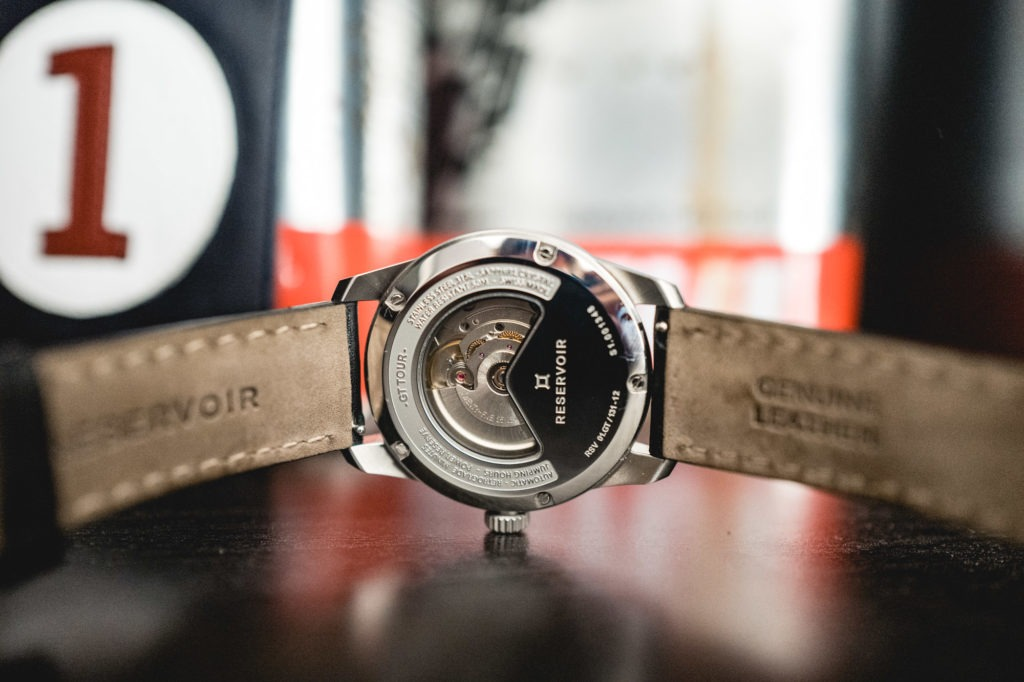 Montres Reservoir - Red Zone