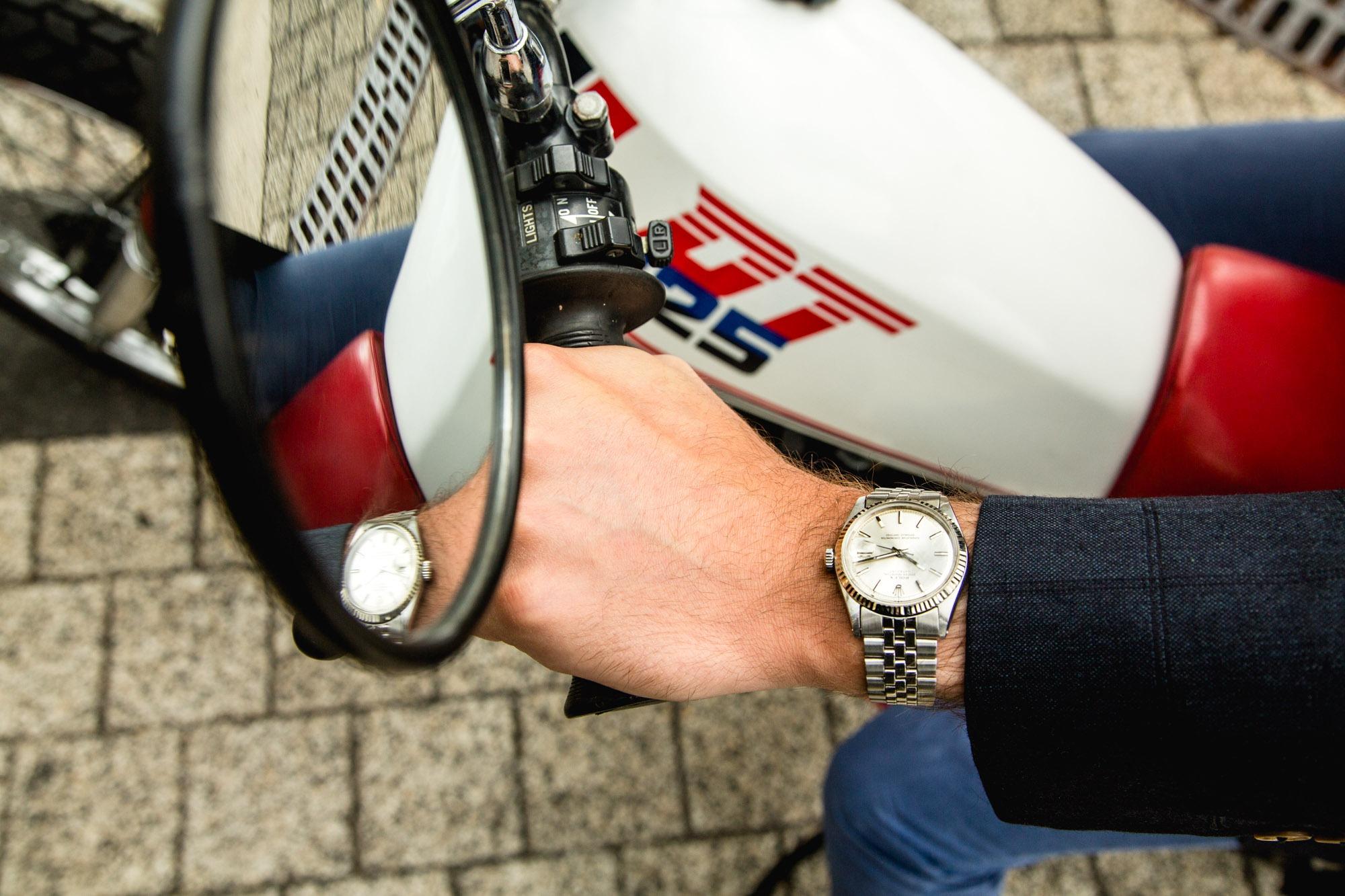 Rolex 1601 Datejust