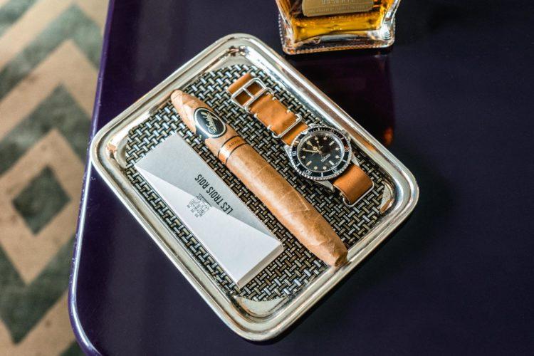 Accords cigares/spiritueux - Cigare Davidoff Diadema Nicaragua
