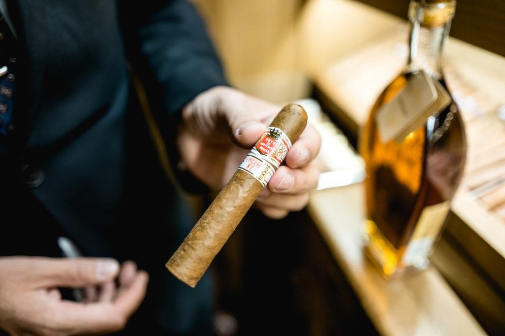 Accords cigares/spiritueux - Cigare Hoyo de Monterre
