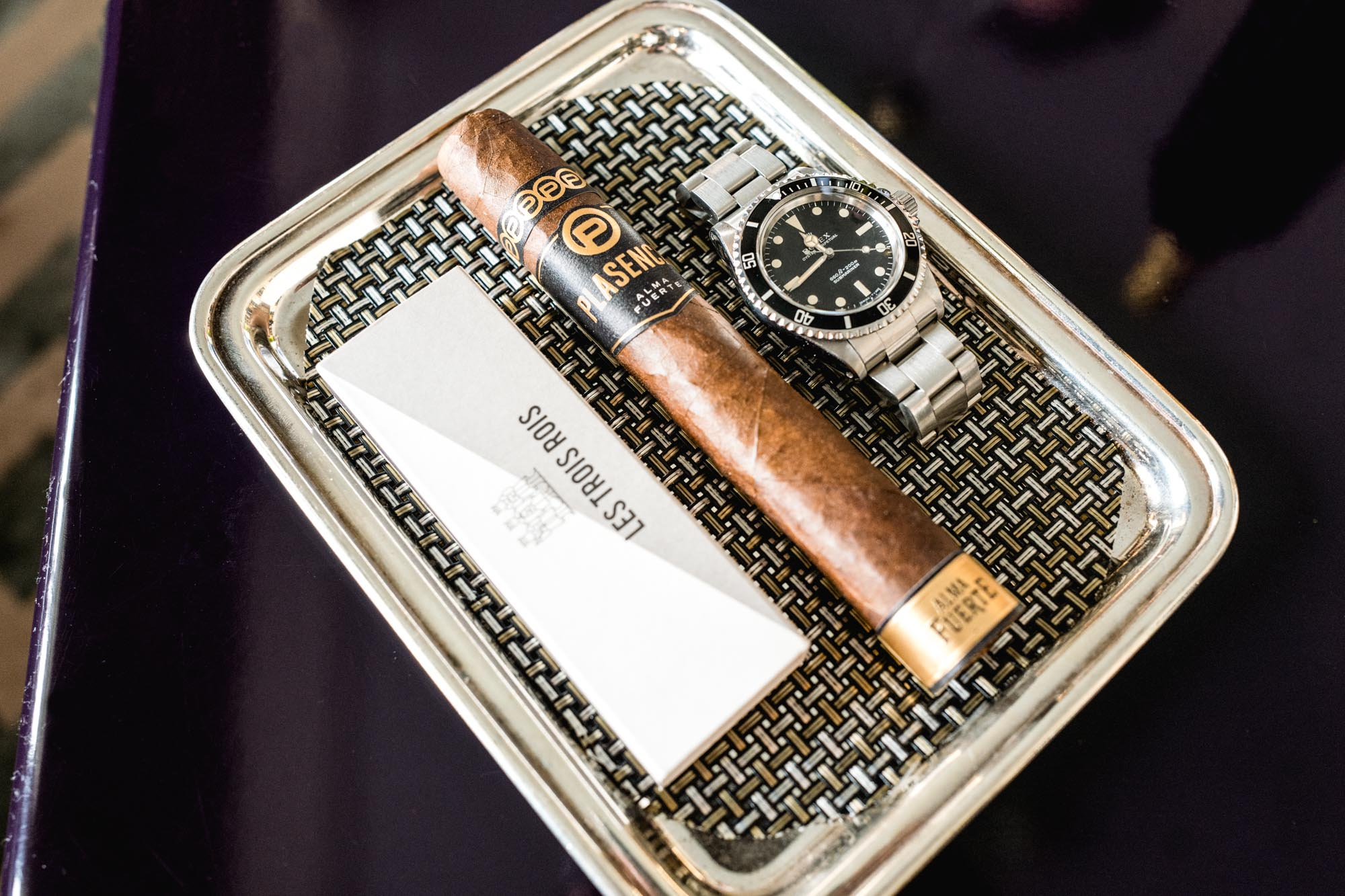 Accords cigares/spiritueux - Cigare Plasencia du Nicaragua