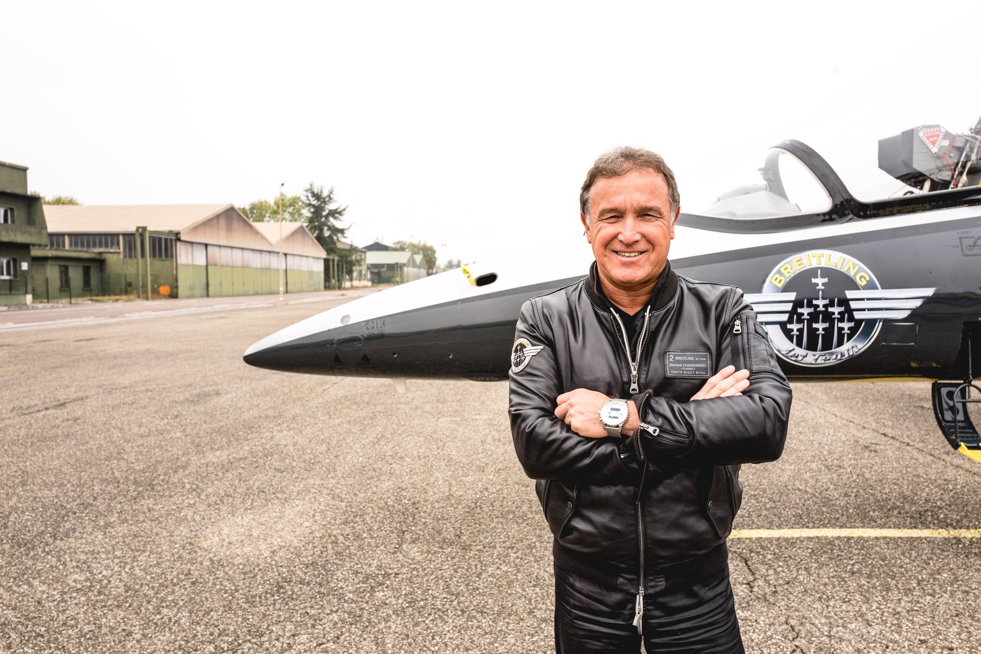Breitling Jet Team - Bernard Charbonnel