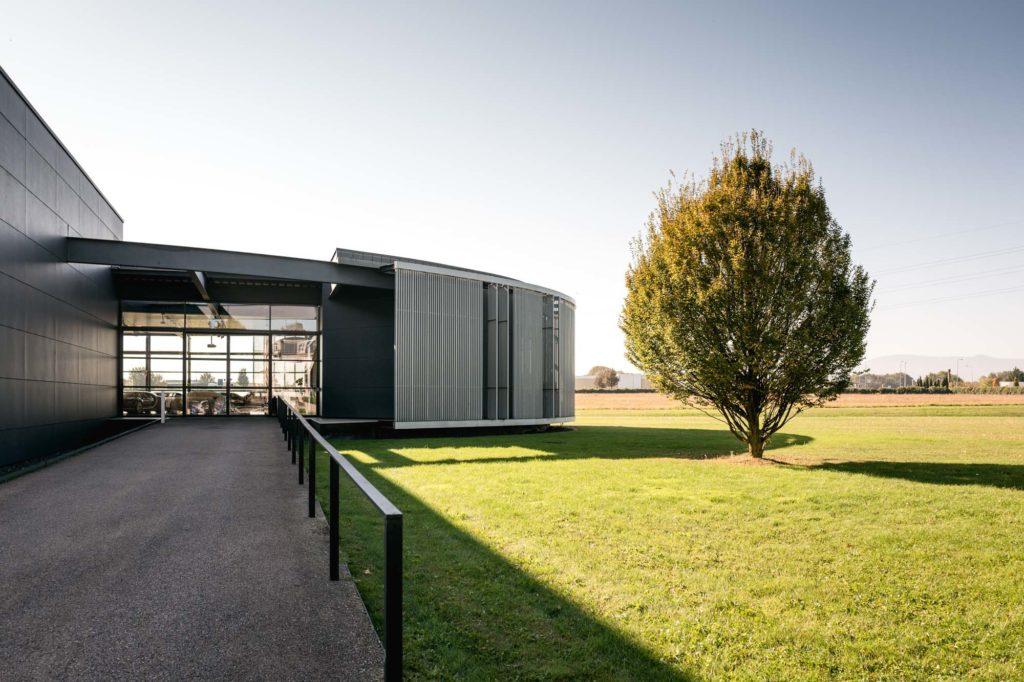 Ateliers Bugatti à Molsheim - Lieu d'assemblage