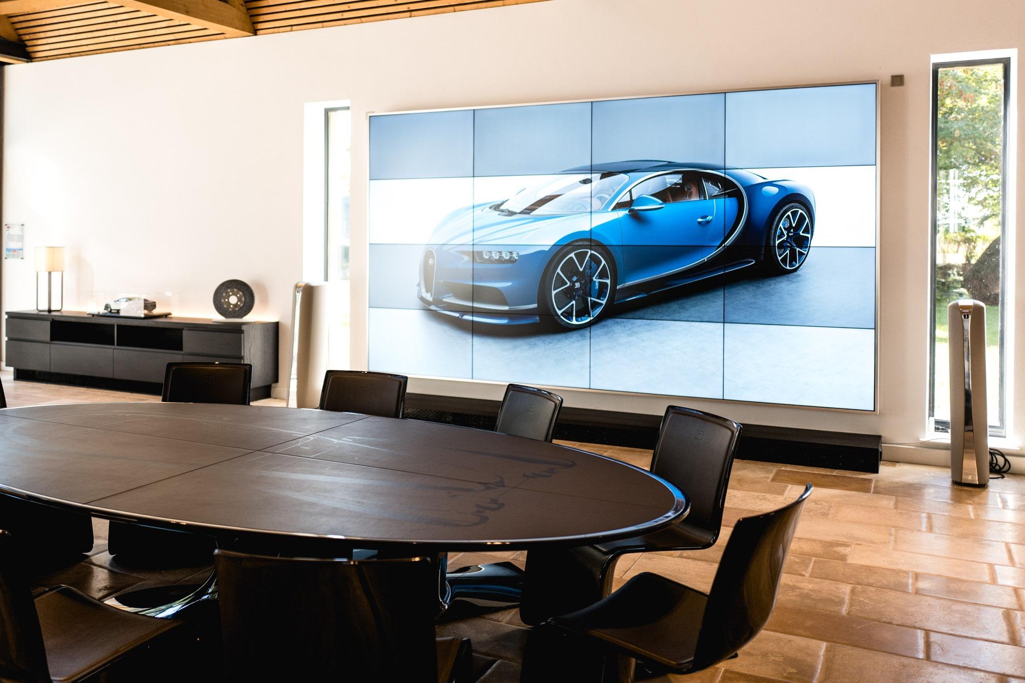 Ateliers Bugatti à Molsheim - Remise sud