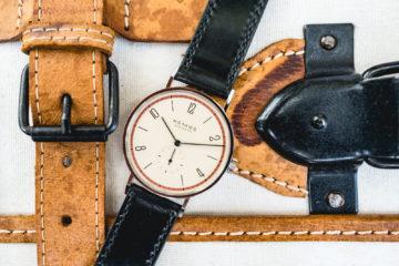 Nomos Tangente - 100 Years Bauhaus